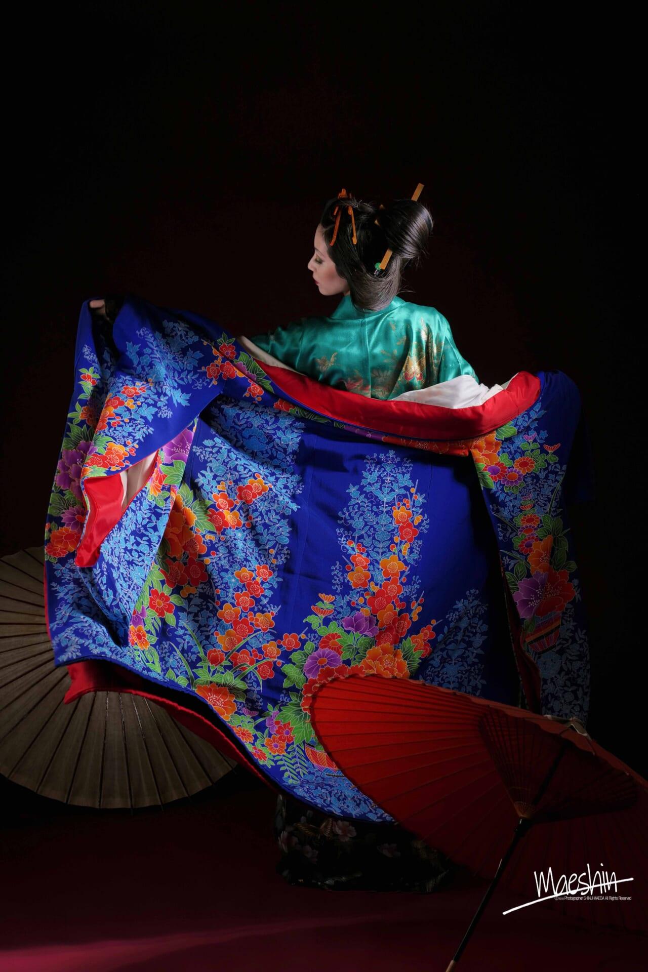 5/25㈫ Maeshin 撮影現場見学 モデル:琴音